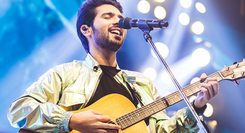 Meet the Soulful Bollywood Hit-Maker Armaan Malik