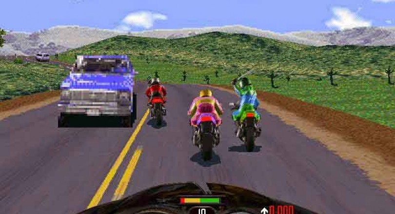Moto Games From My Childhood Days