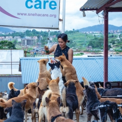 Stand up for Animal Welfare Sneha's Care