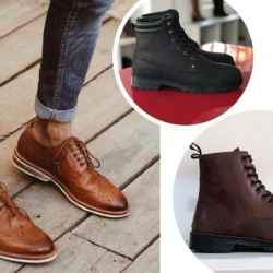 Men's Spring 2018 Footwear Drifts with Dulla