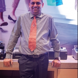 In Conversation with R.V. Ram Prasad, Director of Sales and Marketing, EPSON India