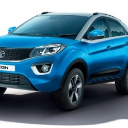 Tata Nexon Wins the Subcompact SUV Of The Year Award