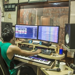 Behind the making of music - Bajra Creation Records