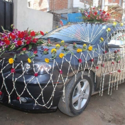 Wedding Car Decorators