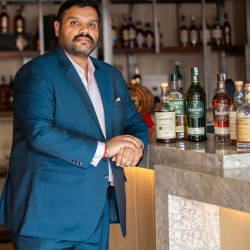 Talking Glenfiddich with Sachin Mehta