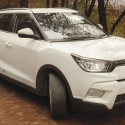 Anatomy  of an Ssangyong Tivoli