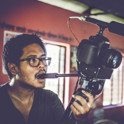 The Man Behind the camera