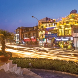 Food, Fashion and Nightlife at Durbar Marg