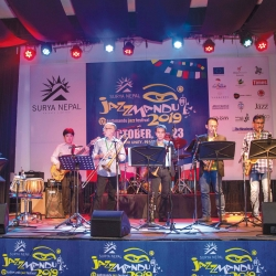 Jazzmandu 2019 The Great Himalayan Jazz Fest