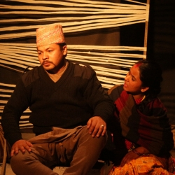 Contemporary Nepali Theatre