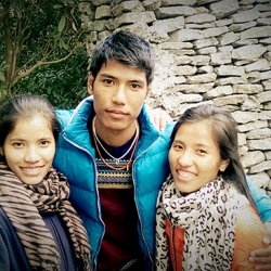 Extraordinary Siblings  The Tamang Shuttlers
