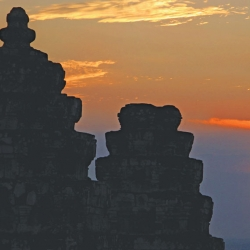 Cambodia - A melange of nature & architecture